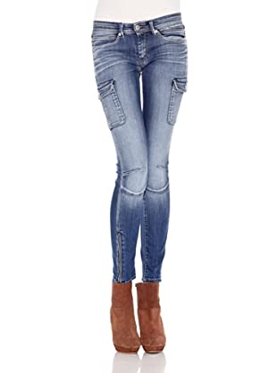 Pepe Jeans London Jeans Amazon (Blau)