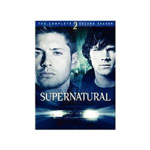 Supernatural: Season Two (English)[DVD]