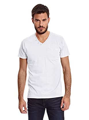 Paul Stragas Camiseta Kenneth (Blanco)