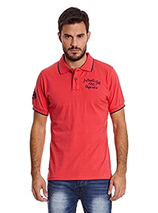 Paul Stragas Polo Jake (Coral)