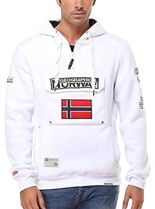 Geographical Norway Felpa Cappuccio Sweat