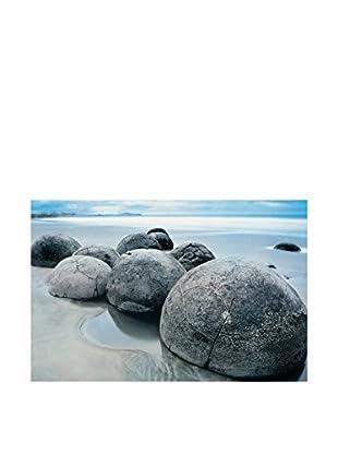 ARTOPWEB Wandbild Photography Collection Moeraki Evening 115x175 cm