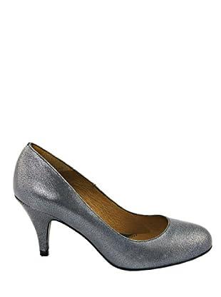 Eye Shoes Zapatos Purpurina (Platino)