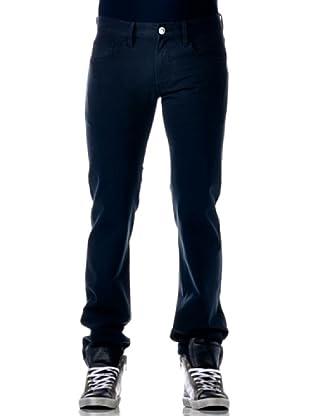 Rifle Pantalón 5 Bolsillos (Azul Noche)