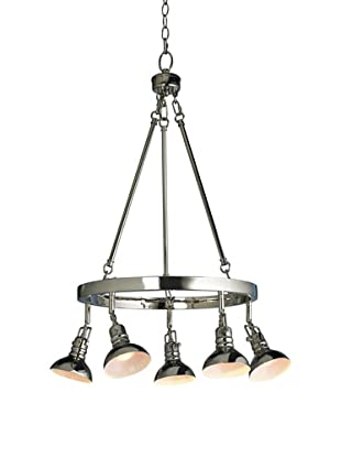 Shades of Light Pullman Downlight Chandelier