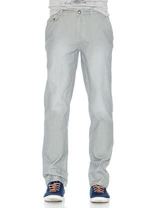 Pepe Jeans London Pantalón Reno (Gris)