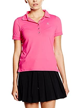 xfore Golfwear Poloshirt Genua Flamingo