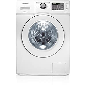 Samsung WF600B0BKWQ/TL Front-loading Washing Machine (6 Kg, White)