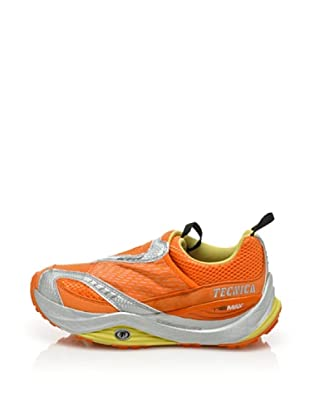 Tecnica Sneaker (Silber/Orange)