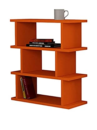 Best seller living Beistelltisch Totem orange