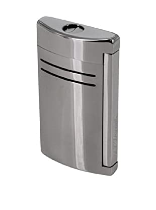 DuPont Lighters Lacquer and Chrome Lighter Excluding Lighter Fluid, Torch Flame, Gunmetal