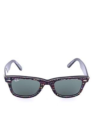Ray Ban Sonnenbrille Wayfarer RB 2140 1089 schwarz 50