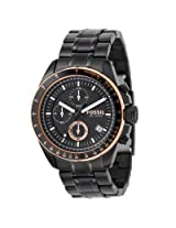 Fossil Designer CH2619 Chronograph Watch - For Men