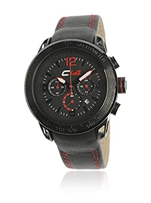 Carbon Reloj de cuarzo Man 44 mm