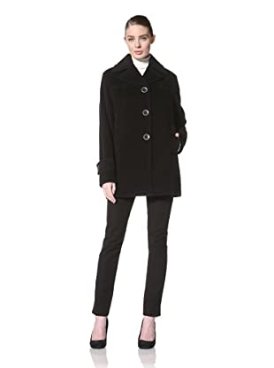jones black single women These stylish jackets and outerwear for women are great for layering up during  the cooler seasons  plus size single breasted notch collar coat.