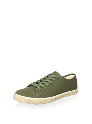 Generic Surplus Men's Wellington Canvas Sneaker (Green)