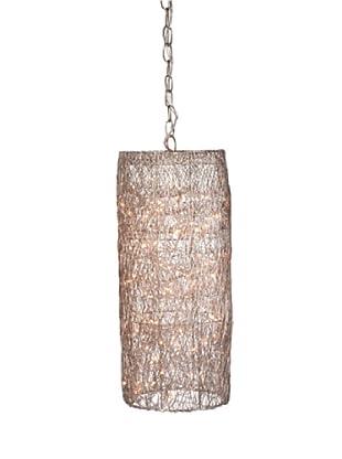 Lazy Susan Silver Twinkle Hanging Lantern