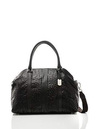 Furla Handtasche groß Soho schwarz