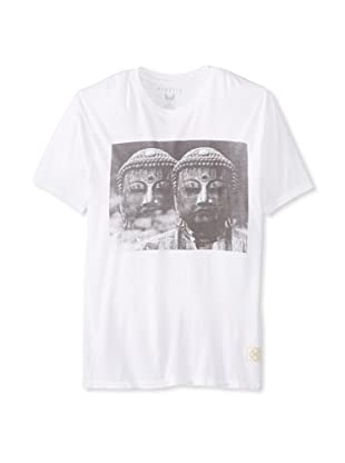 Kinetix Men's Buddha T-Shirt (White)