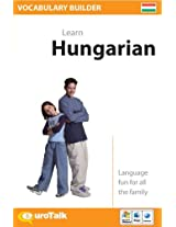 Vocabulary Builder Learn Hungarian
