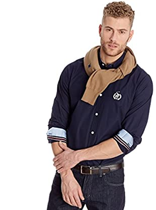 Polo Club Camisa Hombre Fitted Logo