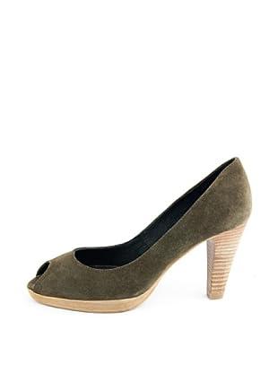 Eye Zapatos Rachele (Verde Oscuro)