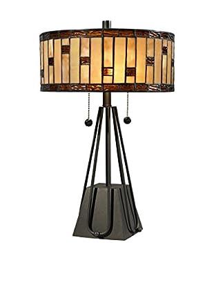 Dale Tiffany Mojave Table Lamp, Multi