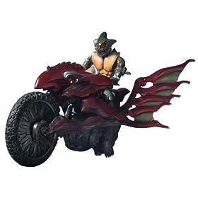 【クリックで詳細表示】S.I.C.クラシックス2007 仮面ライダーアマゾン&ジャングラー