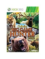 Cabela's Big Game Hunter 2012 (Xbox 360)
