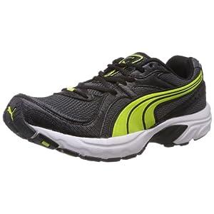 Puma Kuris II Men's Black Running Shoes 18698303 - UK 7