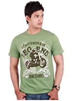 Levi's Light Green Legend Graphic Tee for men | Size XL