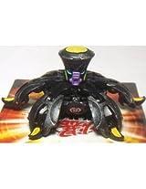 Bakugan B2 New Vestroia Bakuneon LOOSE Single Figure Darkon [Black] Freezer [Battle Damaged] 760 G