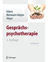 Gesprächspsychotherapie: Lehrbuch