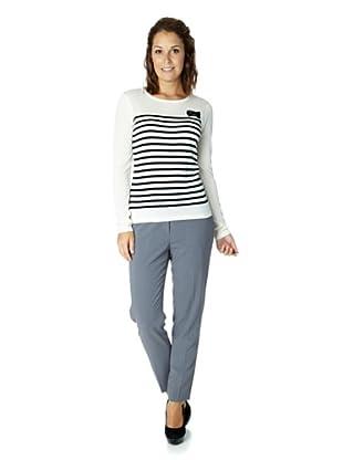 UNQ Pullover (Cream/Black)