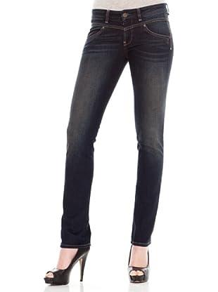 Calvin Klein Jeans Vaquero 5 Bolsillos (Azul Oscuro)