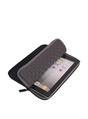 Blautel iPad Funda 4-Ok Nilo Nylon Negro