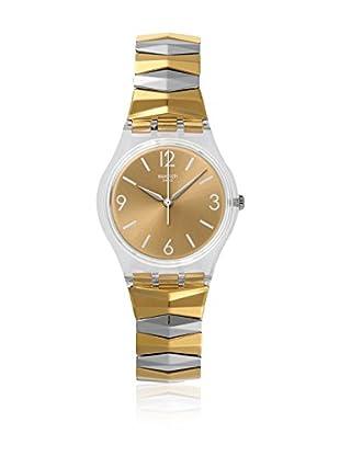 Swatch Reloj de cuarzo Unisex Liscato L  34 mm