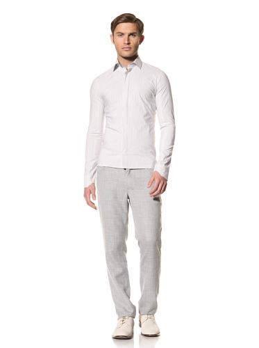 Marc Stone Men's Elliot Shirt (Light Gray)