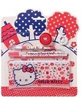 Hello Kitty Stationery Set for School Children
