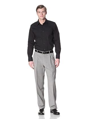 Hart Schaffner Marx Men's Pleated Trousers (Multi)