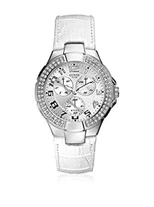 Guess Reloj de cuarzo Woman Blanco 40 mm