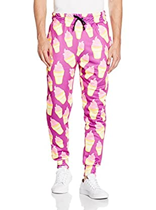 Mr. Gugu & Miss Go Pantalone Felpa Unisex Ice Cream