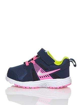 Nike Zapatillas Running Dart 10 (V) Ltg (Marino / Rosa)