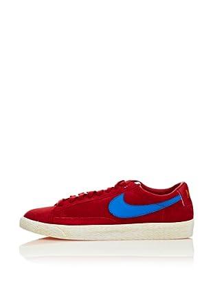 Nike Zapatillas Blazer Low Prm Vntg (Rojo / Azul / Blanco)
