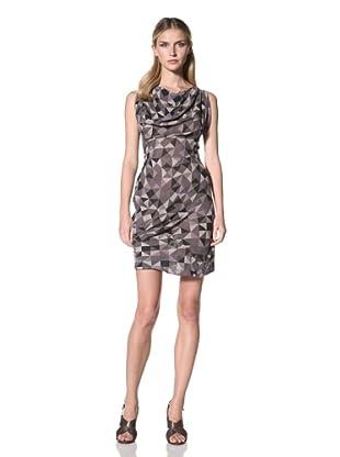Vivienne Westwood Women's Anglomania Fond Dress (Harlequin Grey)
