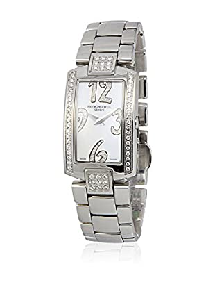 Raymond Weil Uhr mit schweizer Quarzuhrwerk Woman Wo 1500-ST2-05383 19.0 mm