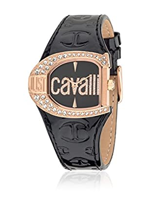 Just Cavalli Reloj de cuarzo Woman Jc Logo Negro 29x36 mm