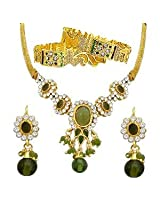 Gold Plated Jewellery Combo By Surat Diamonds