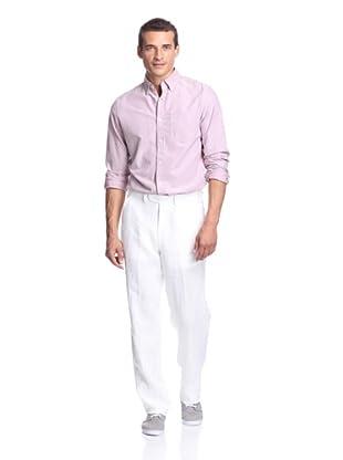 Hiltl Men's Casual Pant (White)