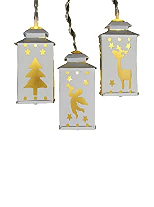 Kurt Adler Mini Lantern LED Light Set